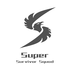 绝地求生Super Survivor Squad战队LOGO